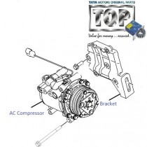 AC Compressor| 1.4 CR4| Indigo CS