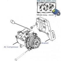AC Compressor| 1.4 CR4| Indigo CS