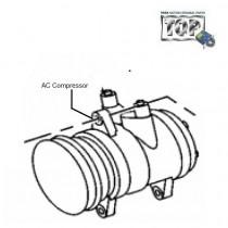 AC Compressor| 1.2/1.4 Petrol| Indica V2
