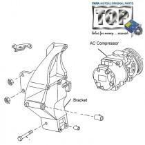 AC Compressor| 1.4 Safire| Manza