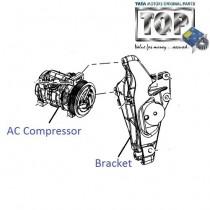 AC Compressor| 1.4 Safire| Vista