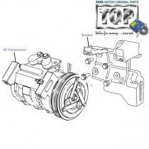 AC Compressor| 1.4 Petrol| Indigo