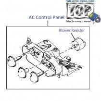 AC Control Panel  1.4 NA Diesel  Indica V2