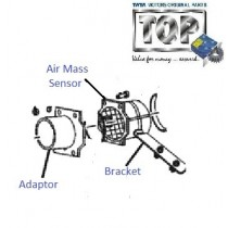 Air Flow Sensor| 3.0L DiCOR| Safari