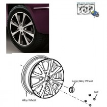 Alloy Wheel Rim| Manza