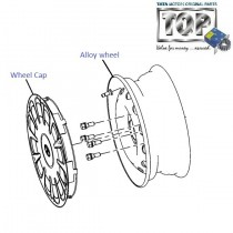 Steel Wheel| Indigo CS