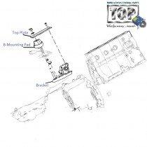 Engine B-Mount| 1.4 Turbo/TCIC| Indica V2