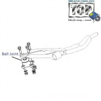 Ball joints| Front Lower Arm| Indigo CS
