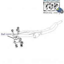 Ball joints| Front Lower Arm| Indigo| Indigo XL