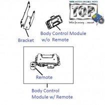 Body Control Module| 2.2 DICOR| Sumo Grande