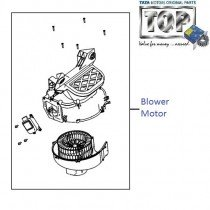 Blower Motor| Indica V1