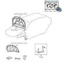Bonnet| 1.4 DICOR| Indica V2