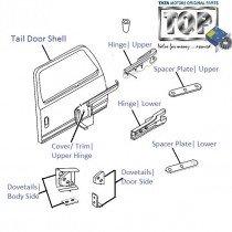 Boot Door| Safari| Safari (2008+)