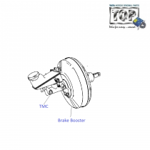 Brake Booster| 1.4 Safire| Vista Sedan Class