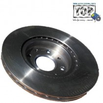 Brake Disc| Front| 2.2 DiCOR| Safari