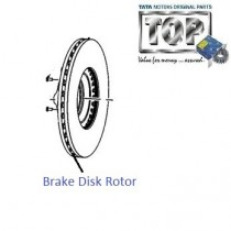 Brake Disk| Front| Manza