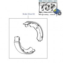 Brake Shoes| Rear| Nano