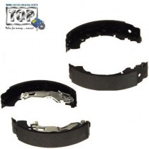 Brake Shoes| Rear| Vista