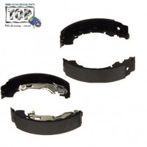 Brake Shoes| Rear| Indigo XL| Indigo CS