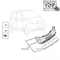 Bumper| Front| Nano