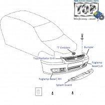 Bumper| Front| 1.4 Petrol| Indigo