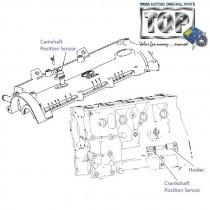Sensor| Crankshaft & Camshaft| 1.4 DICOR| Indica V2