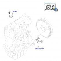 Cam and Crank Sensor  1.3 QJet 90PS  Vista D90
