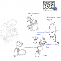 Components| Oil Filter| 1.3 QJet 90PS| Vista D90