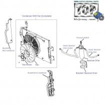 Condenser & Hoses| 1.4 Petrol| Indica V2