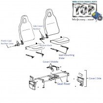 Components  Front Seats  Nano