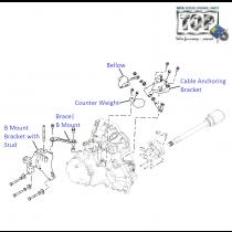 Components| Transaxle| 1.4 Safire| Vista Sedan Class