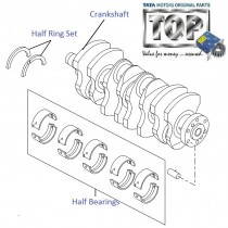 Crankshaft| 1.3 QJet| Manza| Vista