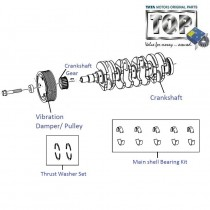 Crankshaft| 2.2 DiCOR| Xenon XT