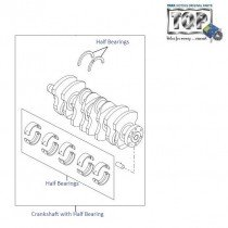Crankshaft| 1.3 QJet 90PS| Vista D90