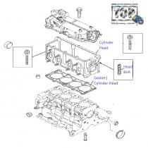 Cylinder Head| 1.2 Safire| Vista Sedan Class