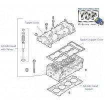 Cylinder Head  1.3 QJet 90PS  Vista D90