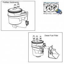 Fuel Filter| 2.2 VariCOR| Safari Storme