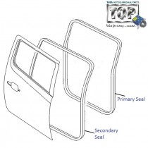 Door Weather Seal| Rear| Xenon XT