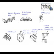 Electrical Equipments| 1.4 TDI| Vista Sedan Class