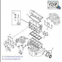 Engine Gasket| 1.2 Safire| Vista Sedan Class