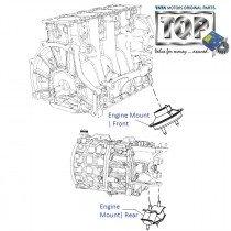 Engine Mount| 2.2 VariCOR| Safari Storme