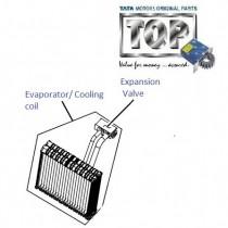 Evaporator Coil| 1.4 Safire| Manza