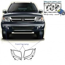 Fog Lamps| Front| Safari