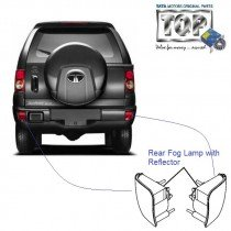 Rear Fog Lamps| Safari