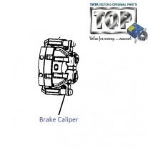 Brake Caliper| Front| Aria