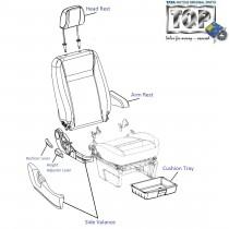 Components| Front Seats| Sumo Grande