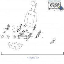 Front Seats    1.4 Petrol  Indica V2