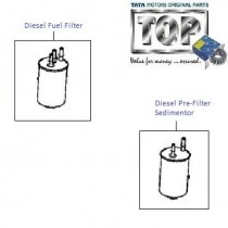 Fuel Filter | 3.0L DICOR| Safari