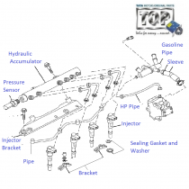 Fuel Injection System| 1.3 QJet 90PS| Vista D90