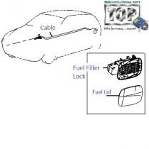 Fuel Lid  Vista